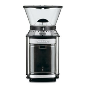 Top 5 Best Burr Coffee Grinders of 2017