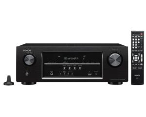 Top 5 AV Receivers of 2017