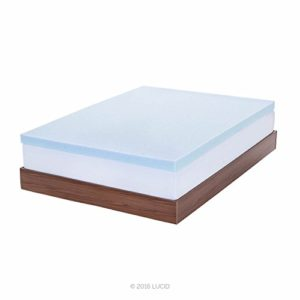 Top 5 Best 3 Inch Memory Foam Mattress Topper Full Size